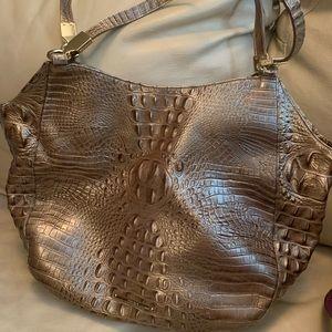 Closet clutter has to go! Gorgeous Brahmin Bag